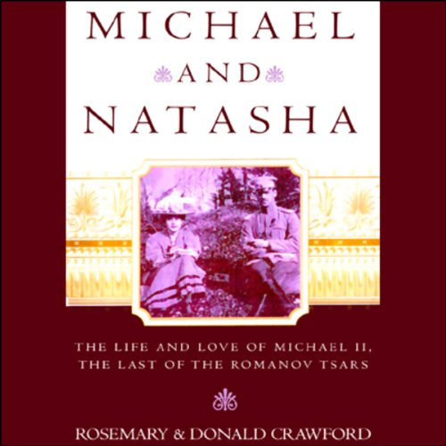 Michael and Natasha audiobook cover art
