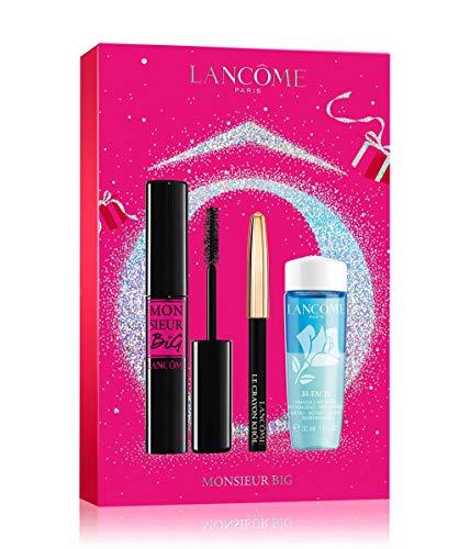 Lancôme Monsieur Big XMAS 1 x Mascara Schwarz 6,5 ml + 1 x Augenmake-up Entferner 30 ml + 1 x Mini Kaja Schwarz 0,7 g