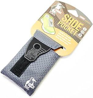チャムス【CHUMS】シューズポケット 靴ヒモに取り付けます!SHOE POCKET(アウトドア)(スポーツ)(ランニング)(小物入れ)(財布)(手ぶら)(散歩)(かわいい)
