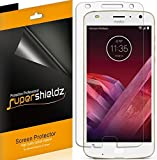 (6 Pack) Supershieldz for Motorola Moto Z2 Play Screen Protector, High Definition Clear Shield (PET)