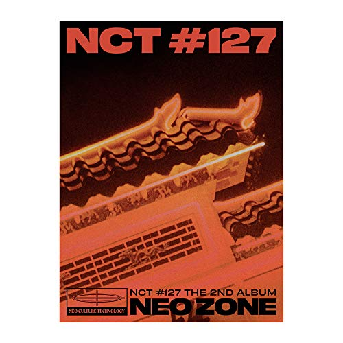 Nct #127 Neo Zone (T Version)