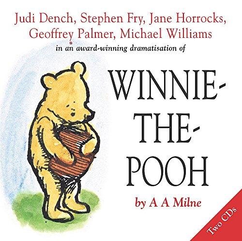 Winnie The Pooh & House at Pooh Corner