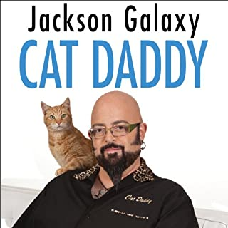 Cat Daddy audiobook cover art