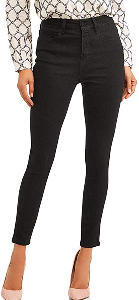 Women's Stylish High Waist Long-awaited Super intense SALE Skinny Ankle Length Classic Jeans Pen