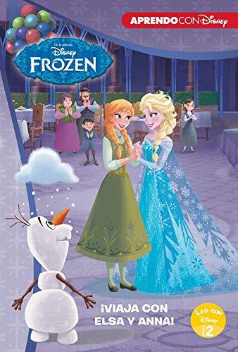 Frozen. ¡Viaja con Elsa y Anna! (Leo con Disney - Nivel 2): Un monstruo de hielo | La...