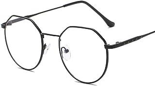 MTYJ Leesronde Anti-blauw licht Goggles dat blok Screen Bril.Bescherming van de computer Vrouwen Mannen Vintage Classic Su...