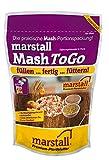 marstall Premium-Pferdefutter MashToGo, 1er Pack (1 x 0.5 kilograms)