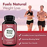Premium Water Pills Diuretic Pure Dietary Supplement for Water Retention Relief Detox Cleanse for...