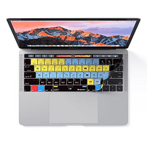 Serato DJ-Tastaturabdeckung für Apple MacBook Pro mit touch bar–DJ-Zubehör