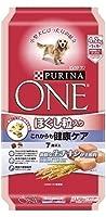(まとめ買い)ピュリナワン ドッグ シニア犬用(7歳以上) ほぐし粒入り これからも健康ケア チキン 4.2kg ドッグフード 【×3】