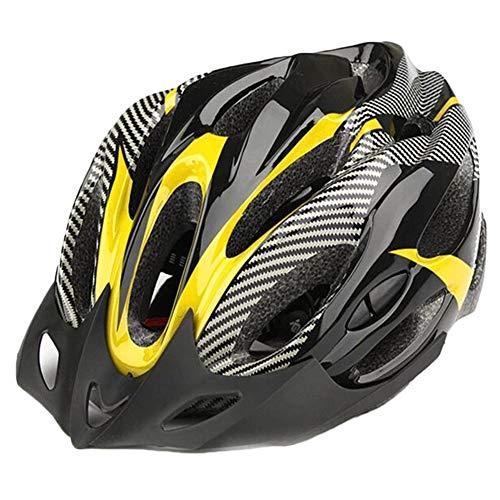 YOUCAI Casco de Bicicleta MTB Deportes al Aire Libre Hombres Mujer Adultos...