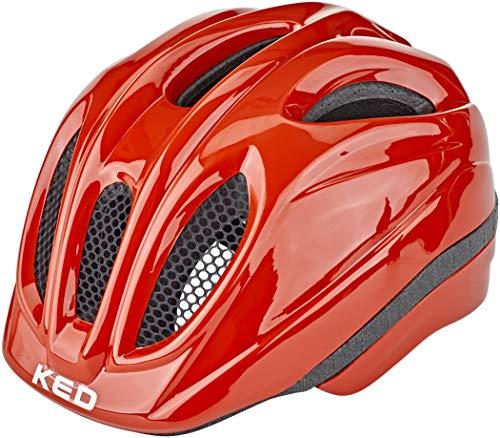 KED Meggy Helm Kinder red Kopfumfang S/M | 49-55cm 2020 Fahrradhelm