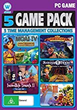 Time Management Collections 5 Game Pack (PC)
