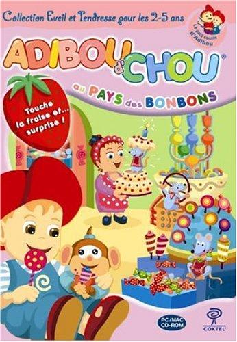 Adiboud'chou au pays des bonbons