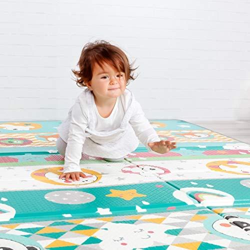 Imaginarium Manta de Juegos para bebés XXL Plegable, Impermeable y portatil
