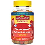 Best Omegas For Kids - Nature Made Kids First Multi + Omega-3 Gummies Review