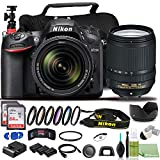 Nikon D7200 DSLR Camera - Bundle - with 18-140mm...