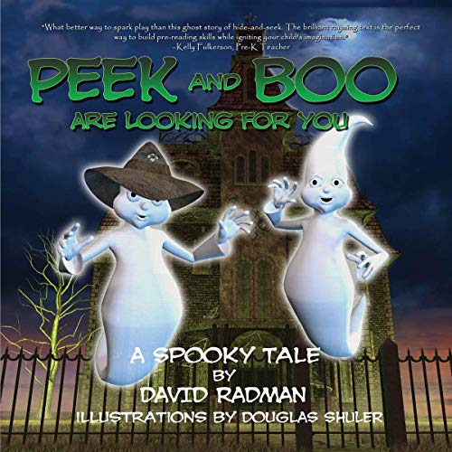 Peek and Boo Are Looking for You cover art