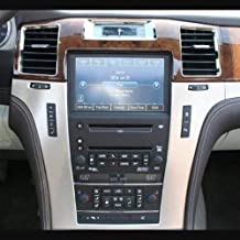 Cadillac Escalade EXT ESV Climate Control & Radio Worn Button Repair Decals