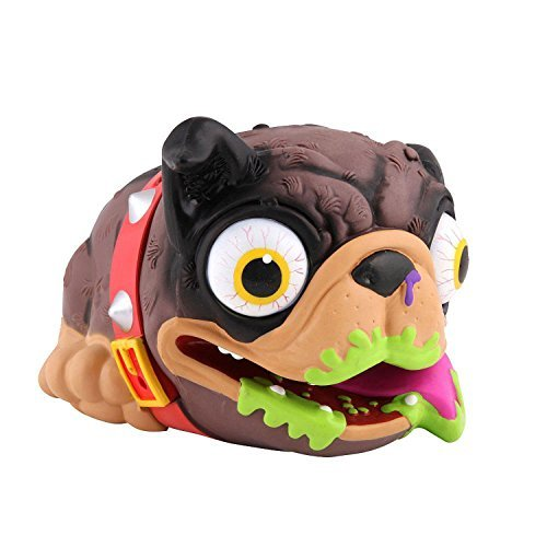 Moose Toys The Ugglys Pug Electronic Pet - Brown by Moose Toys