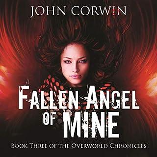 Fallen Angel of Mine audiobook cover art