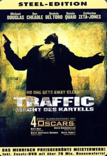 Traffic - Macht des Kartells (Steel Edition) [2 DVDs]