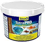 Tetra Pro Energy Multi-Crisps 2100 g Mangime Completo di Qualità Superiore con Valori Nutrizionali Eccellenti, Concentrato di Energia Extra Aumenta la Vitalità dei Pesci