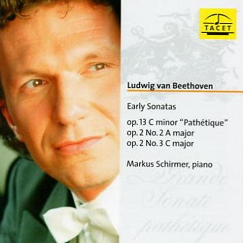 Ludwig van Beethoven: Pathetique - Early sonatas