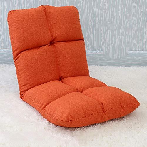 AiHerb.LO JL HX Chaise De Style Japonais Généreux Paresseux Canapé Tatami Lit Simple Chaise D'ordinateur Dortoir Petit Canapé A+ (Couleur : J)