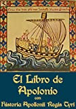 Libro de Apolonio con la Historia Apollonii Regis Tyri