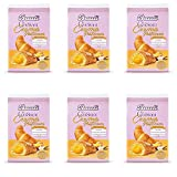 36x Bauli Italian Cornetti Croissants with Patisserie Cream Custard 50g