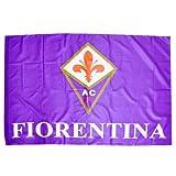 Giemme articoli promozionali - Bandiera Viola Cm 140X90 Logo A.C. Fiorentina Prodotto Uffi...
