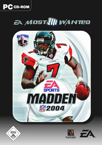 Madden NFL 2004 [EA Most Wanted]