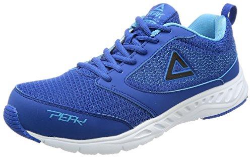 [ピーク] 安全靴 セーフティースニーカー メンズ ブルー 28.0 cm 3E