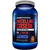 BodyTech Micellar Casein Protein Powder, Slow...