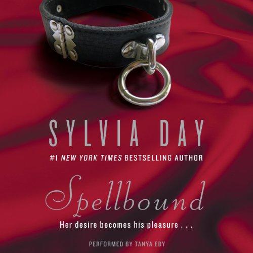 Spellbound audiobook cover art