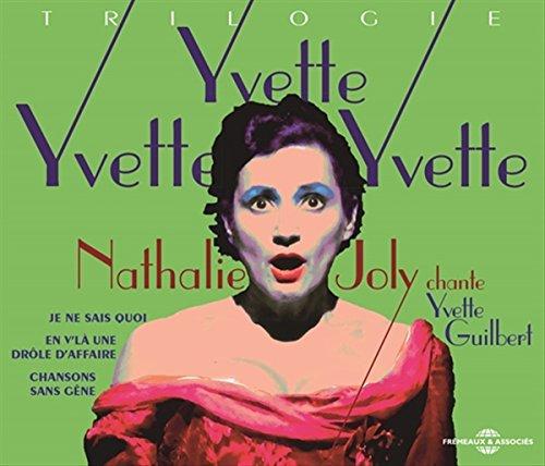 Trilogie Yvette Guilbert