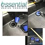 Essential Marine Products Universal Scupper Plug Kit (4)