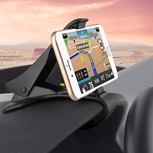 Car Mount Dash Non-Slip Holder for Moto G Power (2020), Cradle Stand Dock Dashboard Clip Compatible with Motorola Moto G Power (2020)