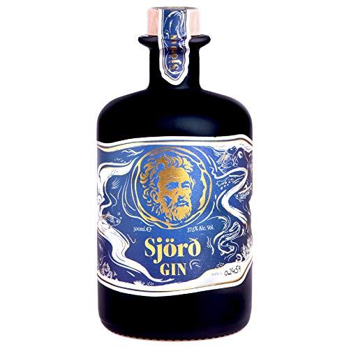 Sjörd Gin | Farbwechsel Premium Gin aus Berlin | 37,5{e61a9ca33cf0b0eb67c50ab4c1cde5073431396dac056402b658f041b2c84e2d} alc. vol. | 500ml | by Skadi