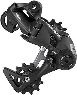 SRAM GX DH Rear Derailleur - 7-Speed, Medium Cage, Black, with Clutch, A3