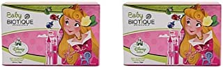 Pack of 2 - Baby Biotique Disney Baby Aurora Bio Almond Nourishing Soap - 75g