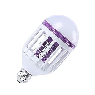 Nuevas Bombillas LED E26 / 27 Lámpara antimosquitos Mosca eléctrica Trampa de Insectos Mosca Lámpara Repelente de Insectos Zapper Lámpara Anti Mosquitos