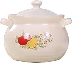 Braadpan,magnetron en vaatwasser Veiligheidssteen Kleine ronde braadpan Braadpan Braadpan Huishoudelijke keramische soeppa...