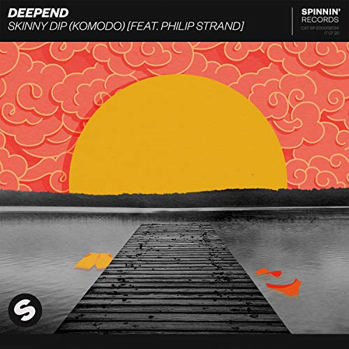 Skinny Dip (Komodo) [feat. Philip Strand] [Extended Mix]