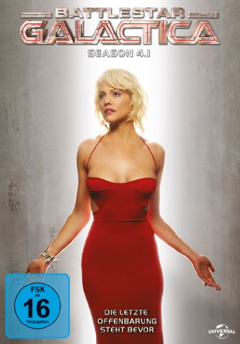 Battlestar Galactica - Season 4.1 [3 DVDs]