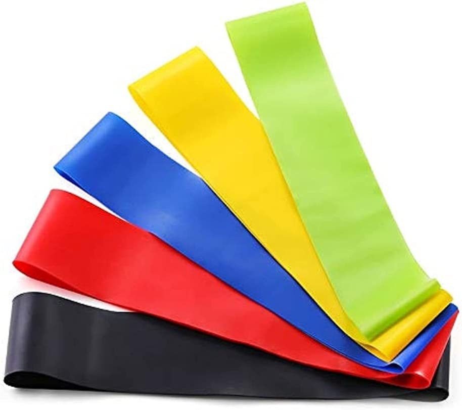 Yoga 5% OFF Low price Resistance Rubber Bands 0.3mm-1.1mm T Fitness Elastic