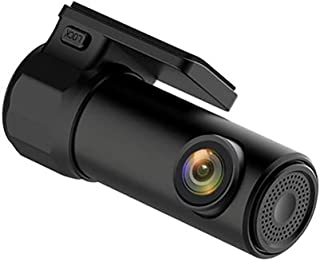 Rzj-njw Dash CAM HD 1080P WiFi Super visión Nocturna del G-Sensor WDR de grabación de Bucle 300 ° Rotar Coche ángulo WiFi de la cámara del Coche de Taxi Dash CAM con
