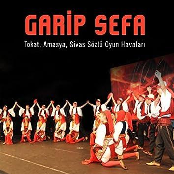 Garip Sefa ile Tokat Amasya Sivas Sözlü Oyun Havaları