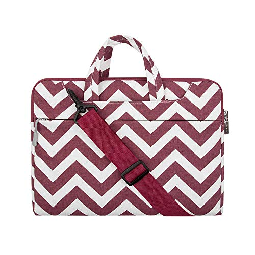 Canvas Laptop Shoulder Bag Case for Macbook Air Pro Asus HP Lenovo 11 13 14 15 15 6 inch Notebook Computer Bags Briefcase@laptop bag_China_15-15.6 inch